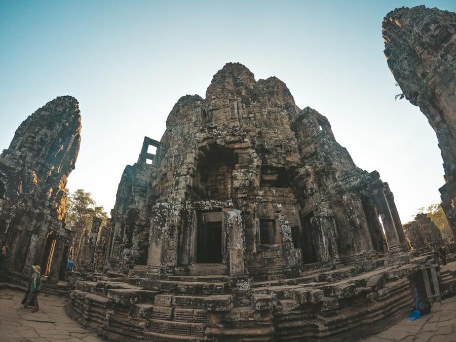 angkor itineraire cambodge