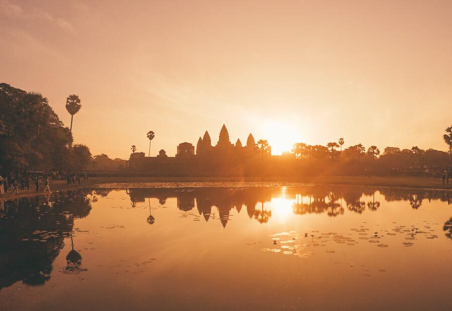 Quand visiter le cambodge