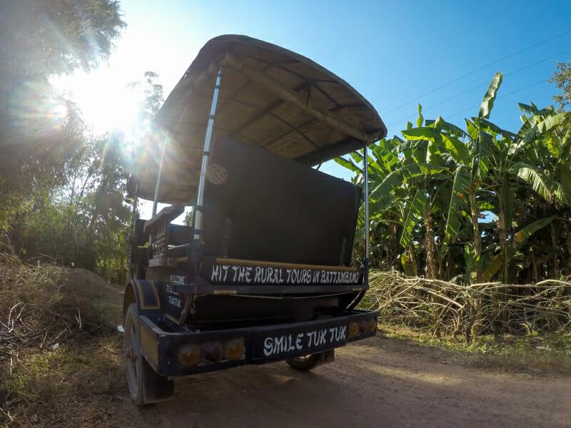 visite village battambang