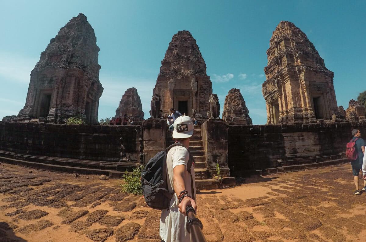 itineraire cambodge angkor wat