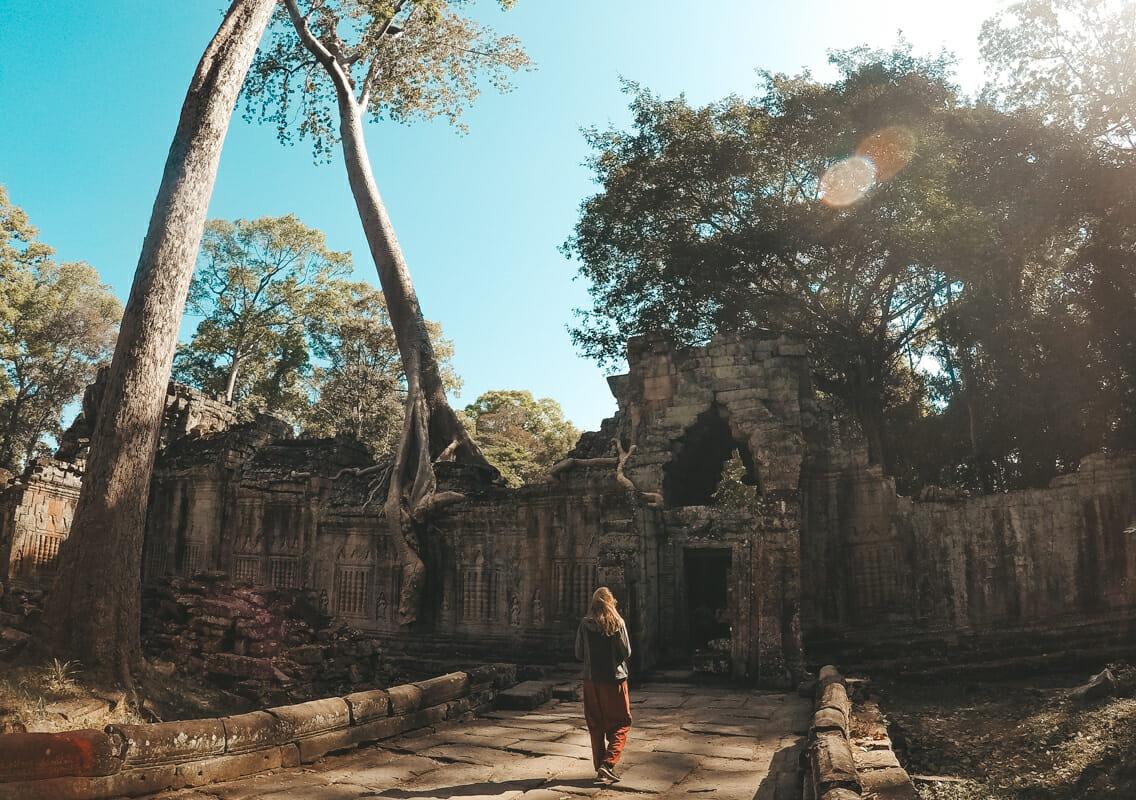 quand partir au cambodge angkor