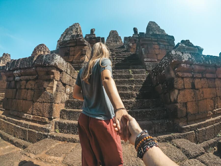 Quand partir au cambodge angkorwat