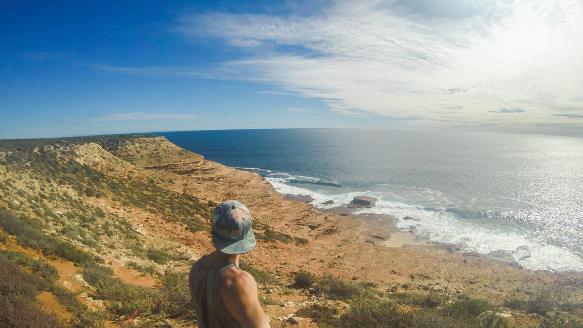 cote ouest australie Kalbarri