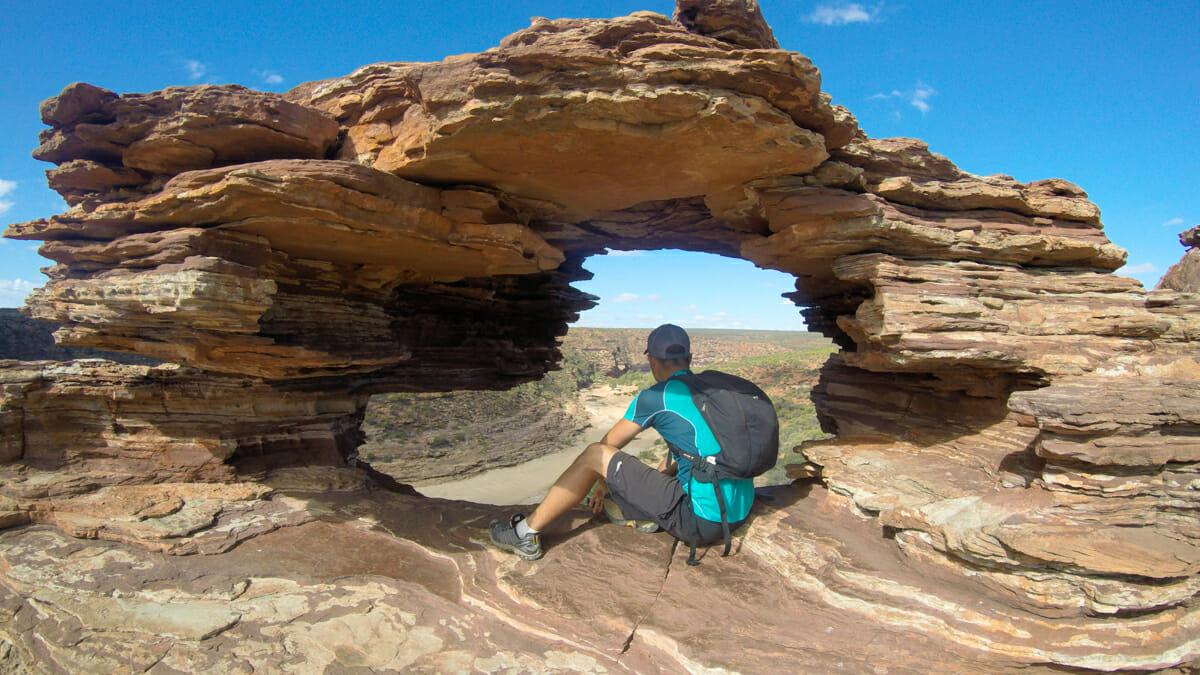 Cote ouest australie nature window