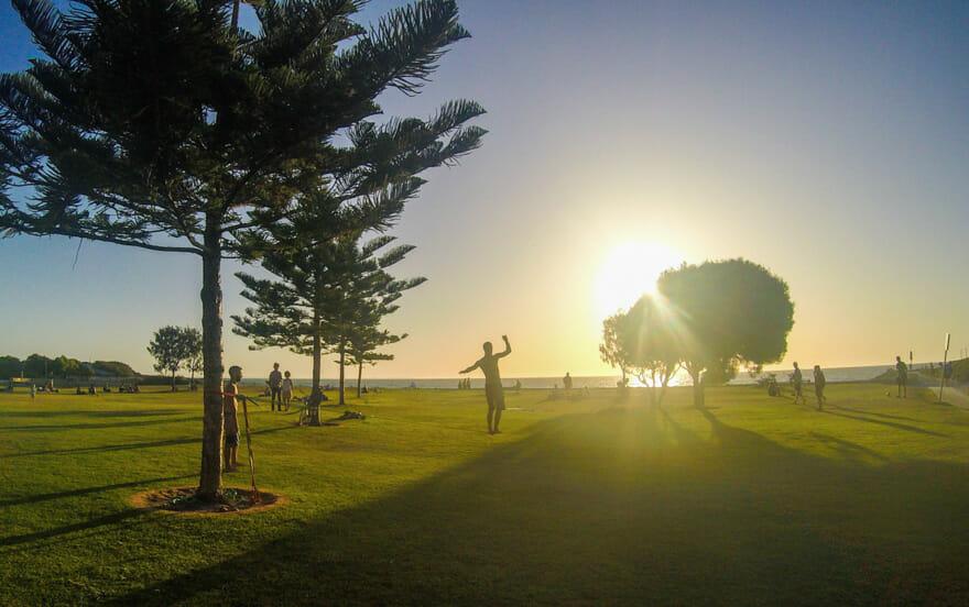 Partir en australie Perth