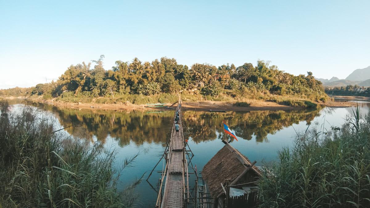 Itineraire Laos Luang Prabang
