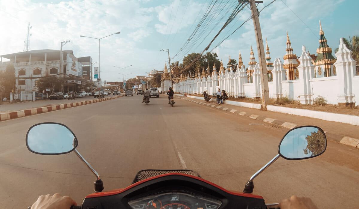 Itineraire Laos Bolaven Plateau