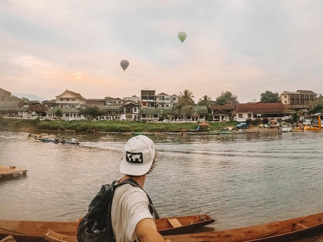 Itineraire Laos Vang Vieng