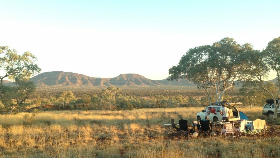karijini camping ouest
