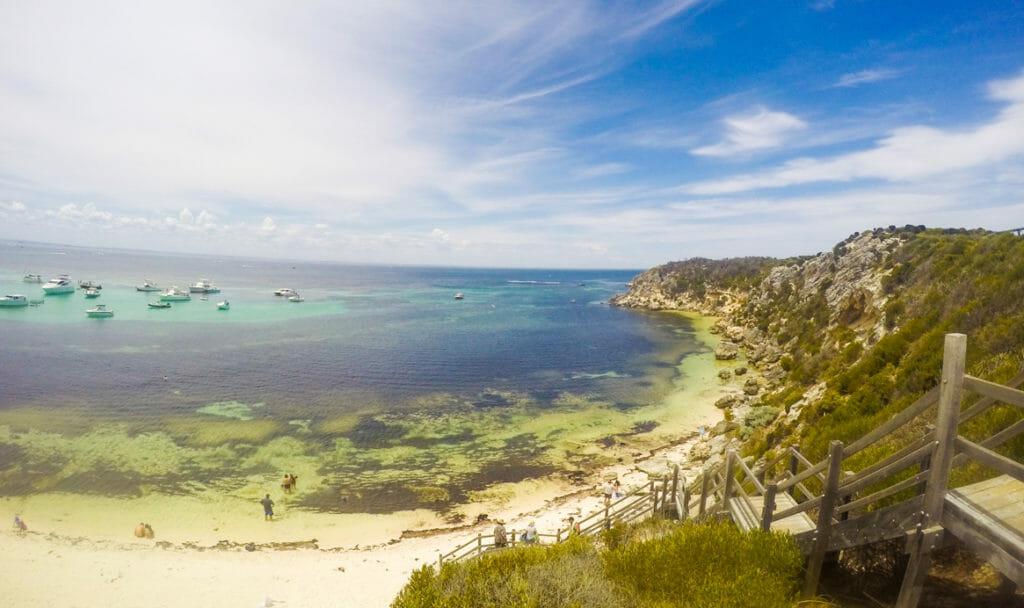 Partir en Australie Rottnest Island