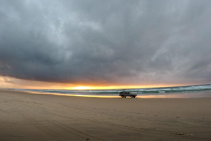 4x4 Fraser Island Australie