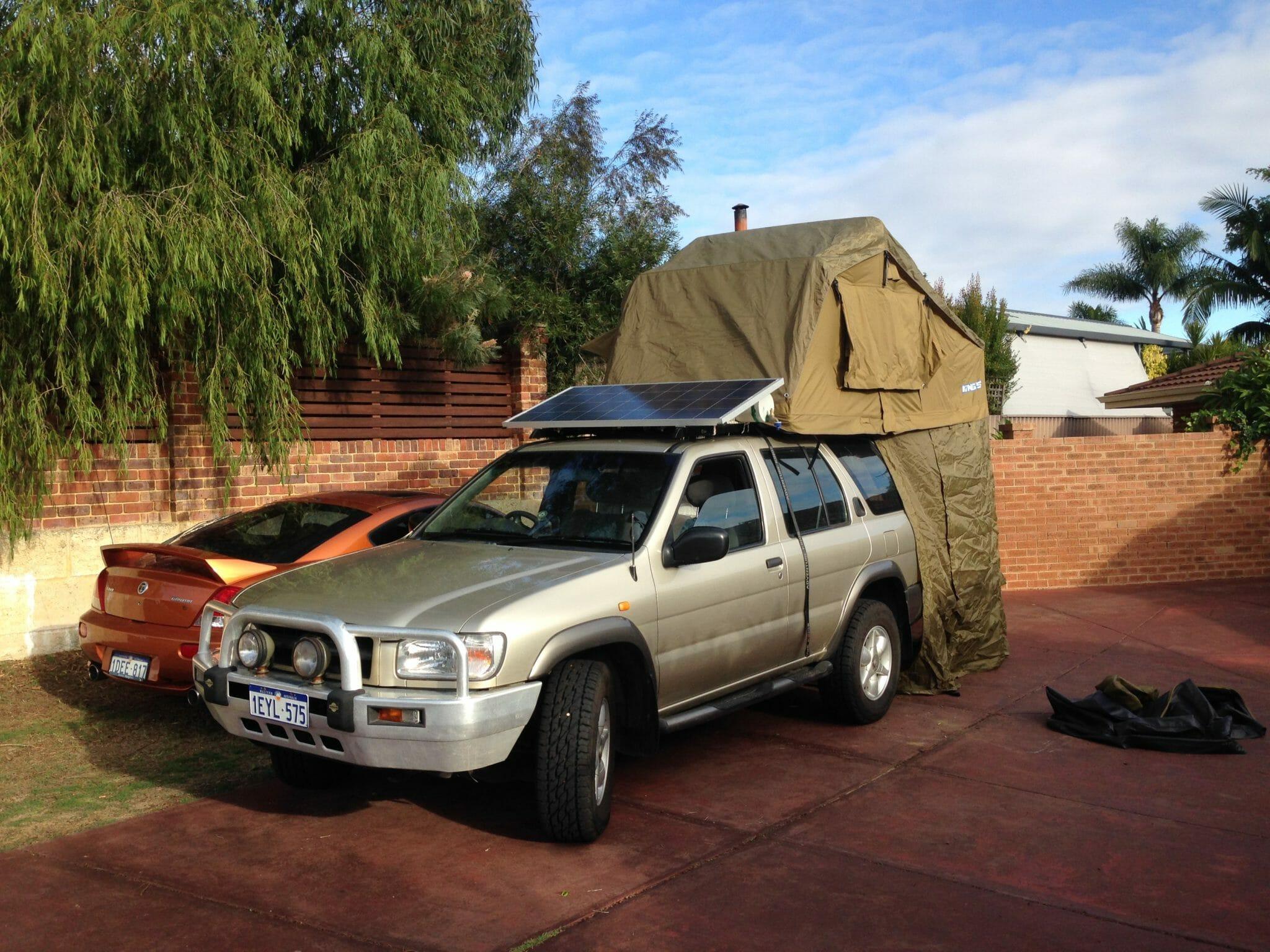 acheter une voiture en australie rooftop