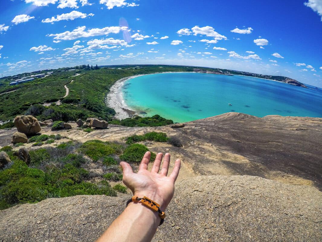 Great ocean drive esperance australie