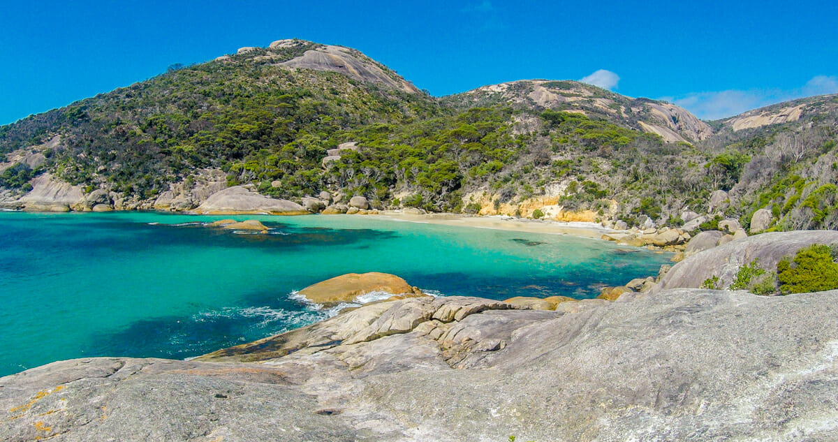 Two Peoples Bay Sud Australie
