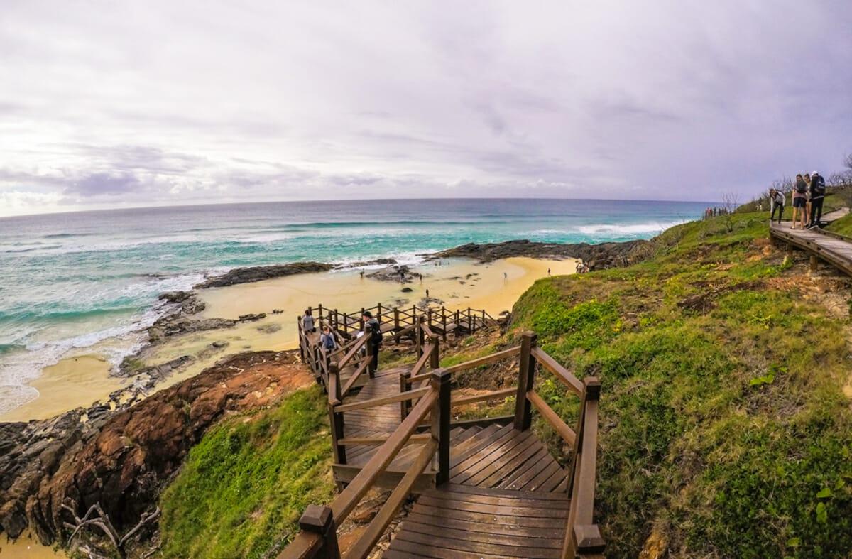 Cote Est australie Fraser Island