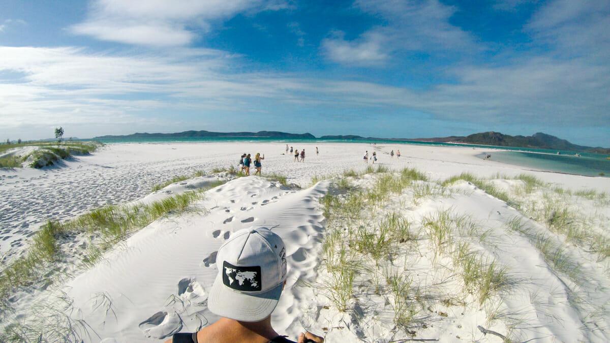Whitsundays whitehaven beach