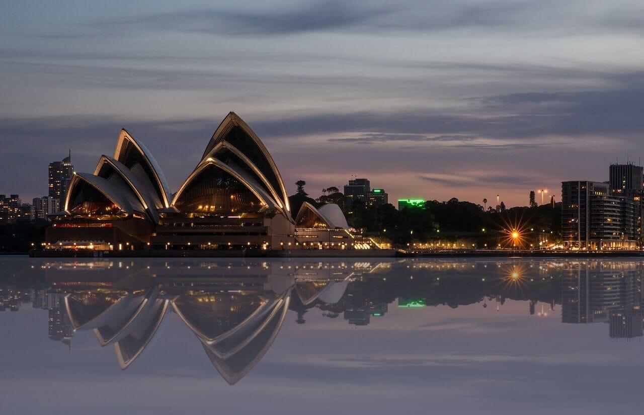 cote est australie sydney
