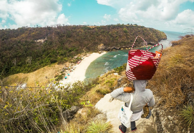 Chose à faire Nusa Penida Atuh Beach