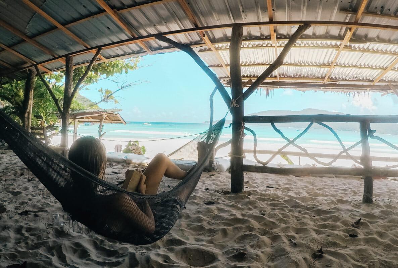 iles perhentian malaisie long beach
