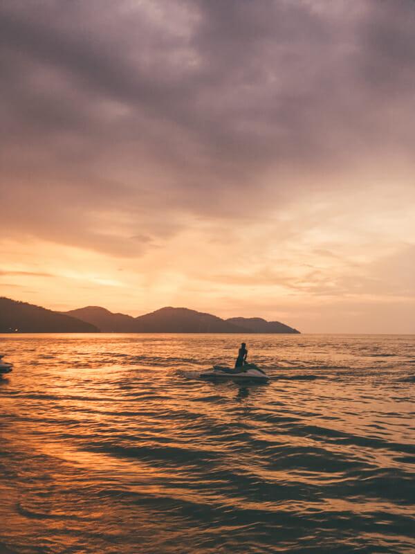 penang malaisie georgetown plage