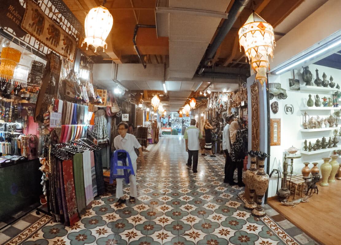 que faire à kuala lumpur central market