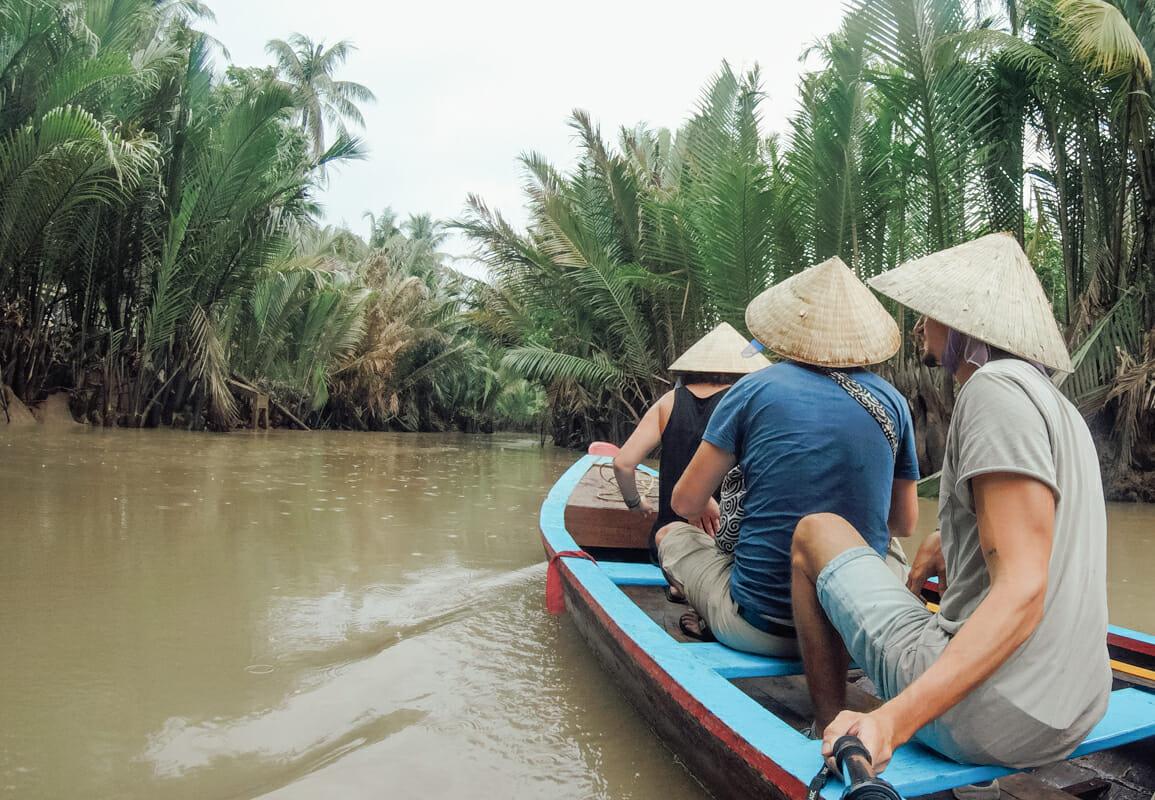le delta du mekong visite