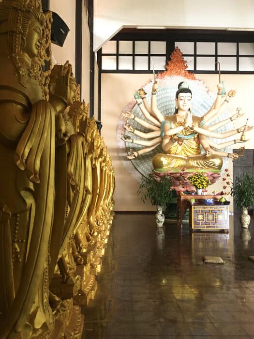 que faire a dalat vietnam pagoda