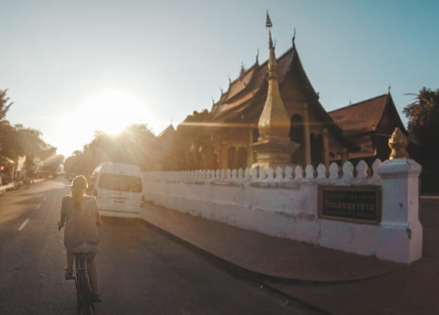 Quand partir au Laos, Luang Prabang