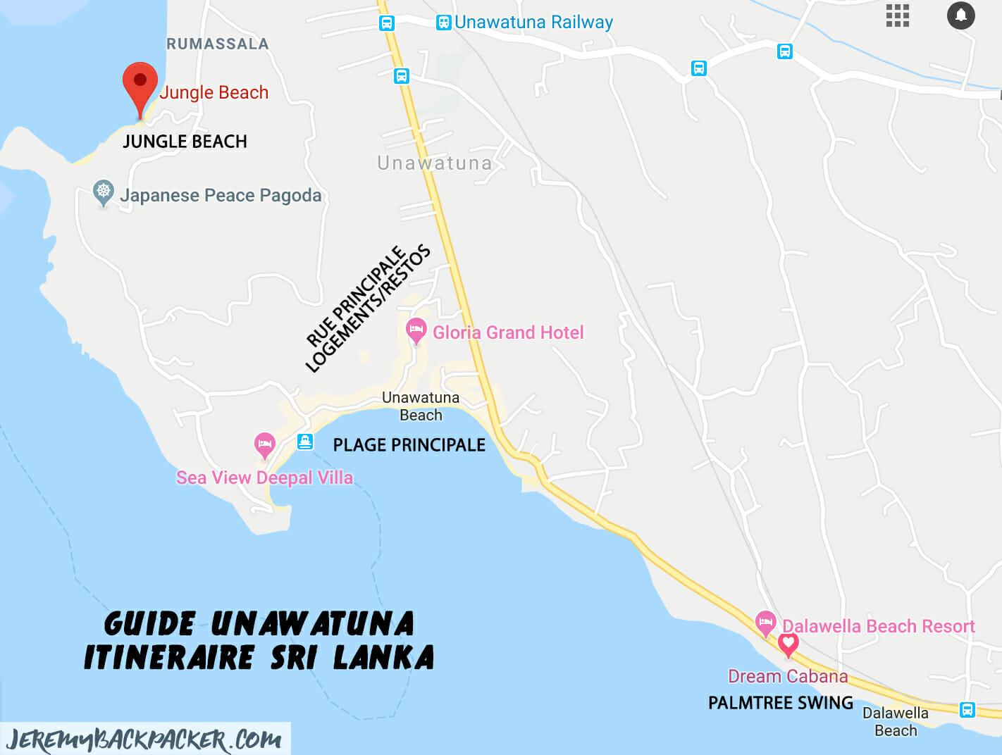 itineraire-sri-lanka-carte-unawatuna
