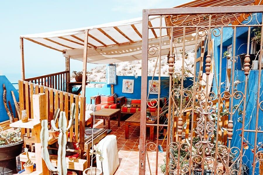 taghazout maroc logement airbnb