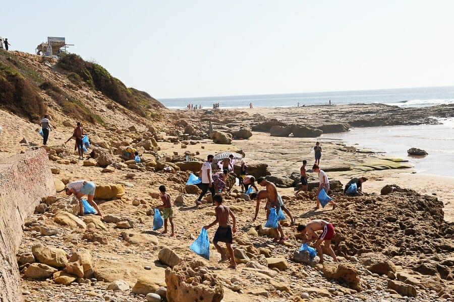 plage imsouane maroc