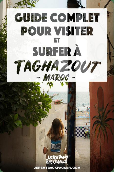 village-taghazout-maroc-pin