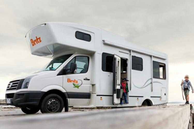 louer un camping car australie