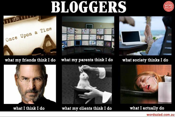 bilan blog meme