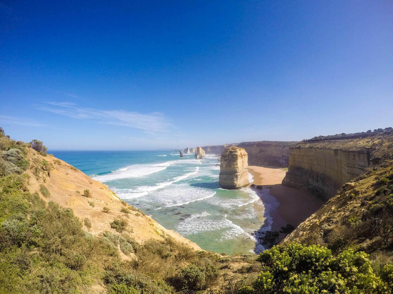 road trip australie great ocean road