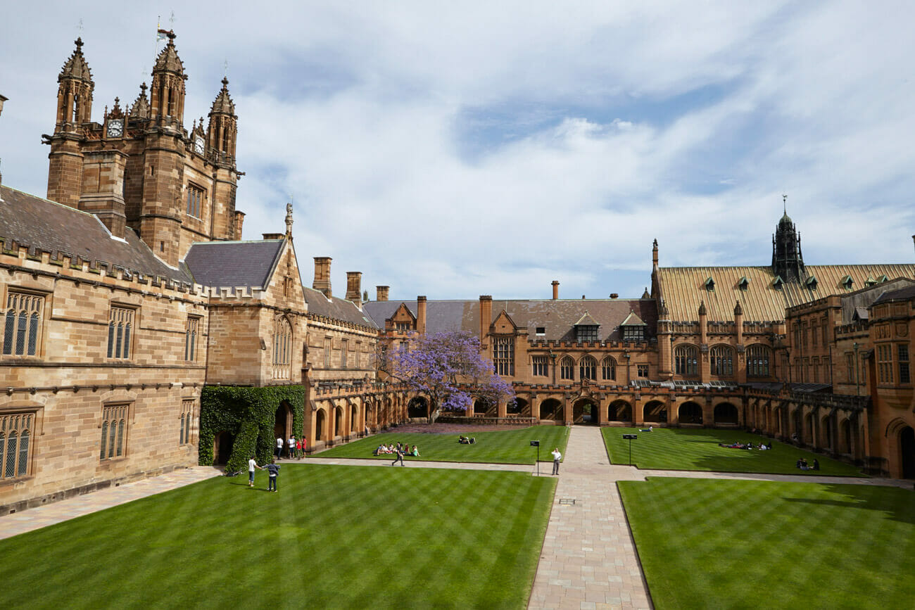 universite sydney etudier en australie